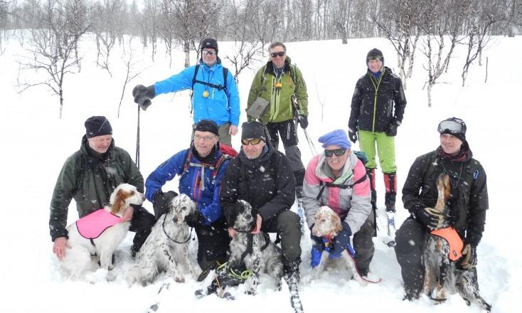 VinterSM 2014 Tärnafjällen