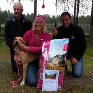 Vinnare Skogspokalen 2014